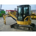 Caterpillar 303C CR 303.5C CR 305C CR sklo do dverii